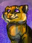 Hmmm... tiger?