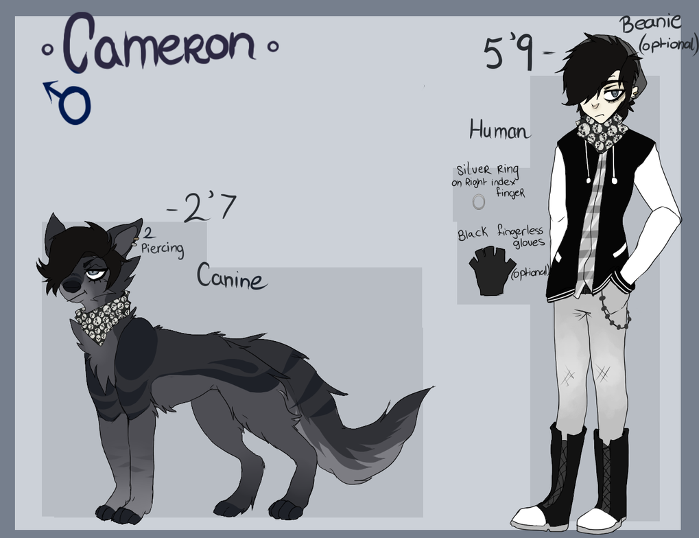 Cameron reference 2015 by Feonnix