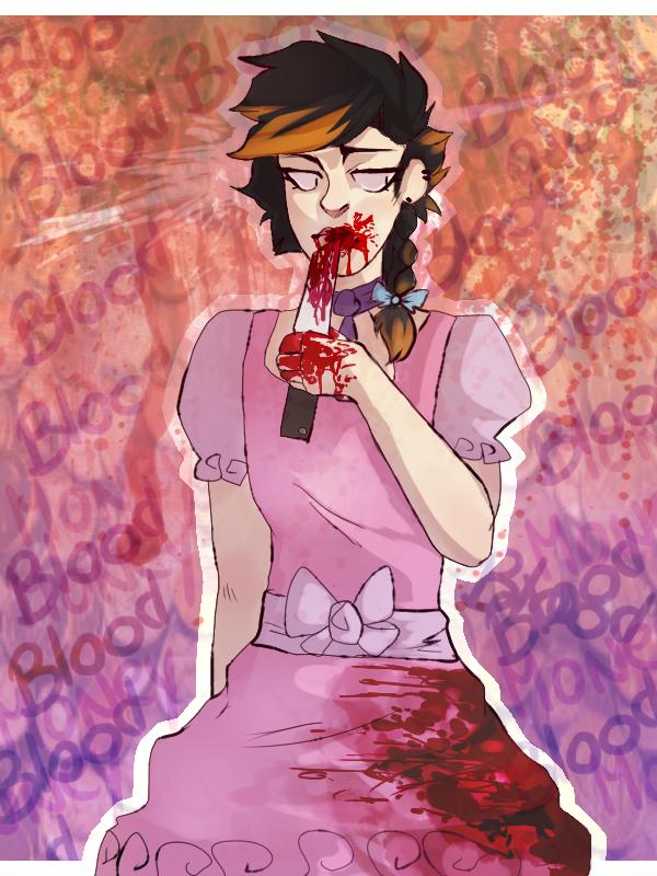 Blood Money by Feonnix