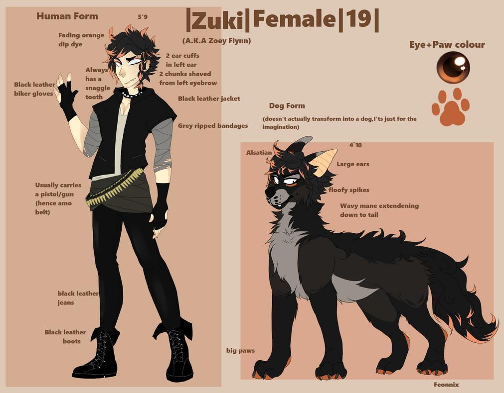 Zuki 2016 Reference by Feonnix