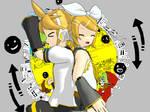 Rin and Len~ Matryoshka