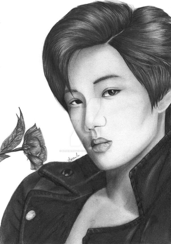 EXO Kai by BlueBerry-is-cute