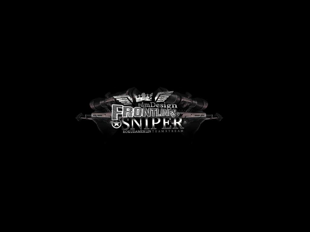 Usmc Sniper Logo Wallpaper ffow sniper logo rdm b...