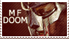 MF Doom Fan Stamp by OhHeyItsSK