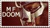 MF Doom Fan Stamp by OhHeyItsSK