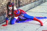 Spider Woman by OhHeyItsSK