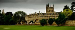 Dark Clouds over Oxford