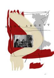 SANS ARGENT collage by EdEditz