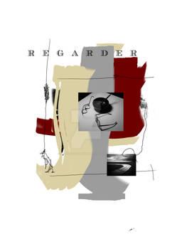 REGARDER collage by EdEditz