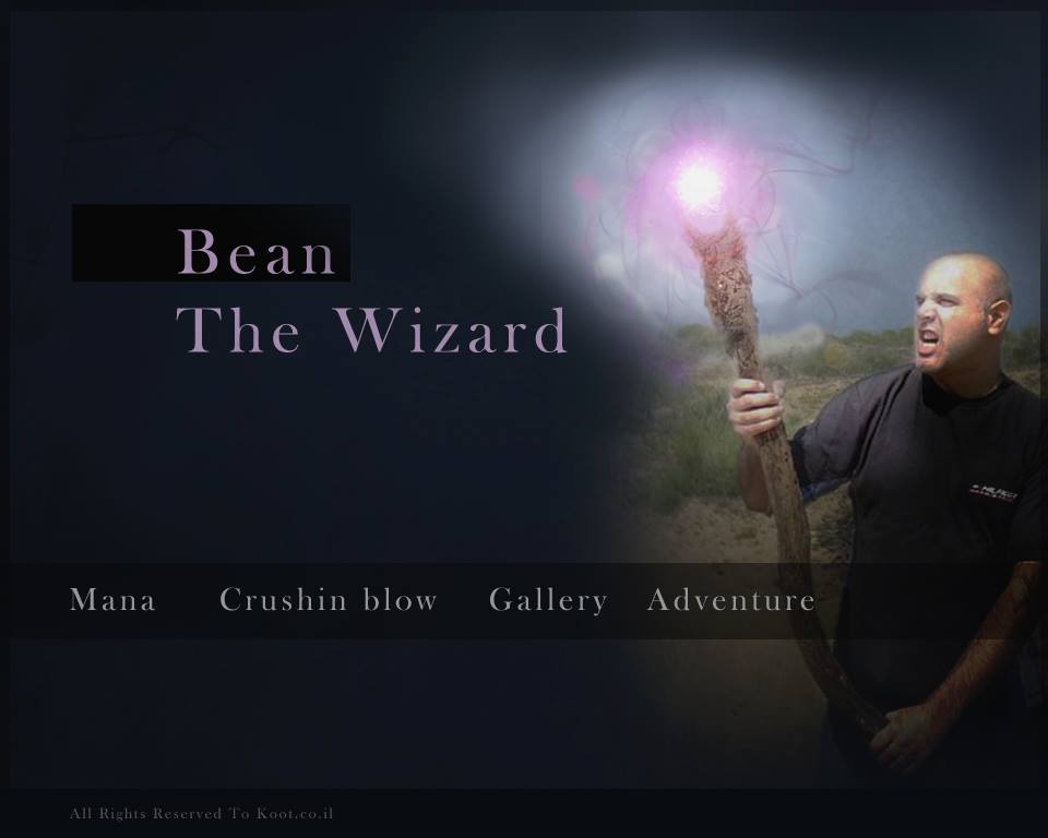 Bean The Wizard by shiramonderer