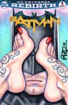 Poison Ivy Seduces Batman