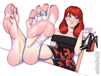 Mary Jane Spiderverse