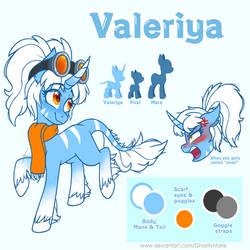 OC: Valeriya