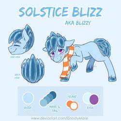 OC: Solstice Blizz
