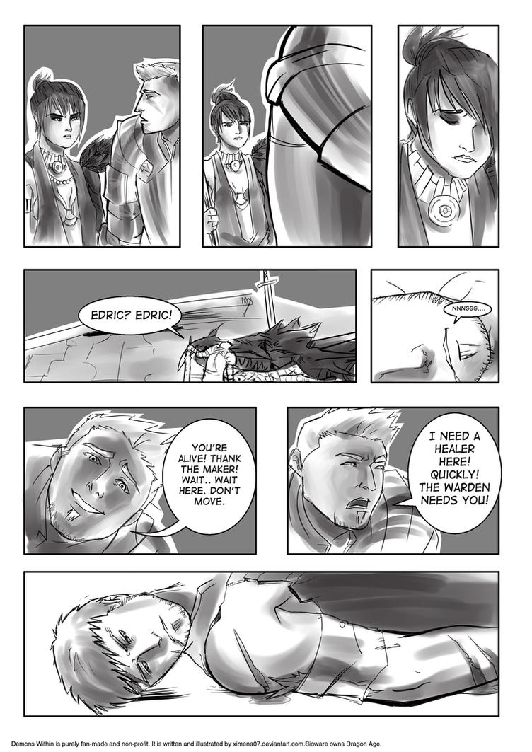 DA: Demons Within ch1 p2 by ximena07