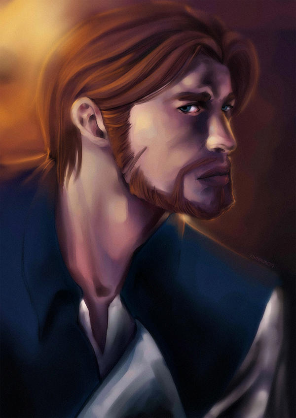 Yearly Edric Portrait