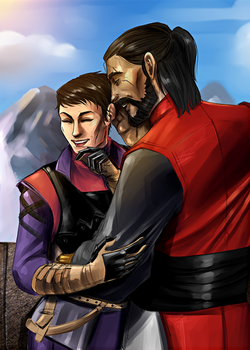 How to make Cassandra laugh by Armand Trevelyan