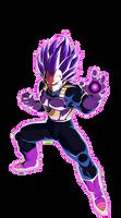 [Lr] Hakai No Shin Vegeta-San with Hakai Blast
