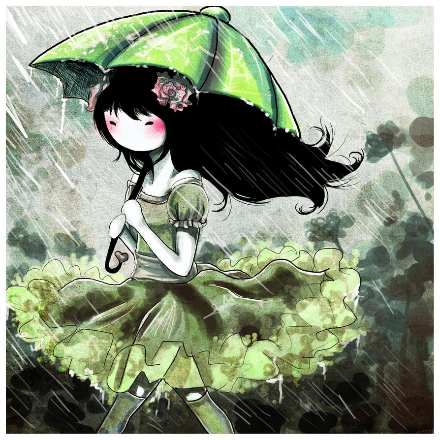 Rain By Ayandora On DeviantArt