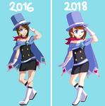 Improvement! by hinaii