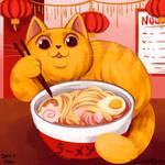 Food Cat (Day 11)