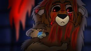 Junior Hugs Simba.EXE (Mondo World)