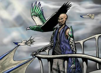 Sky Captain by Tikaaniwicker4