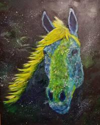 Horse Nebula