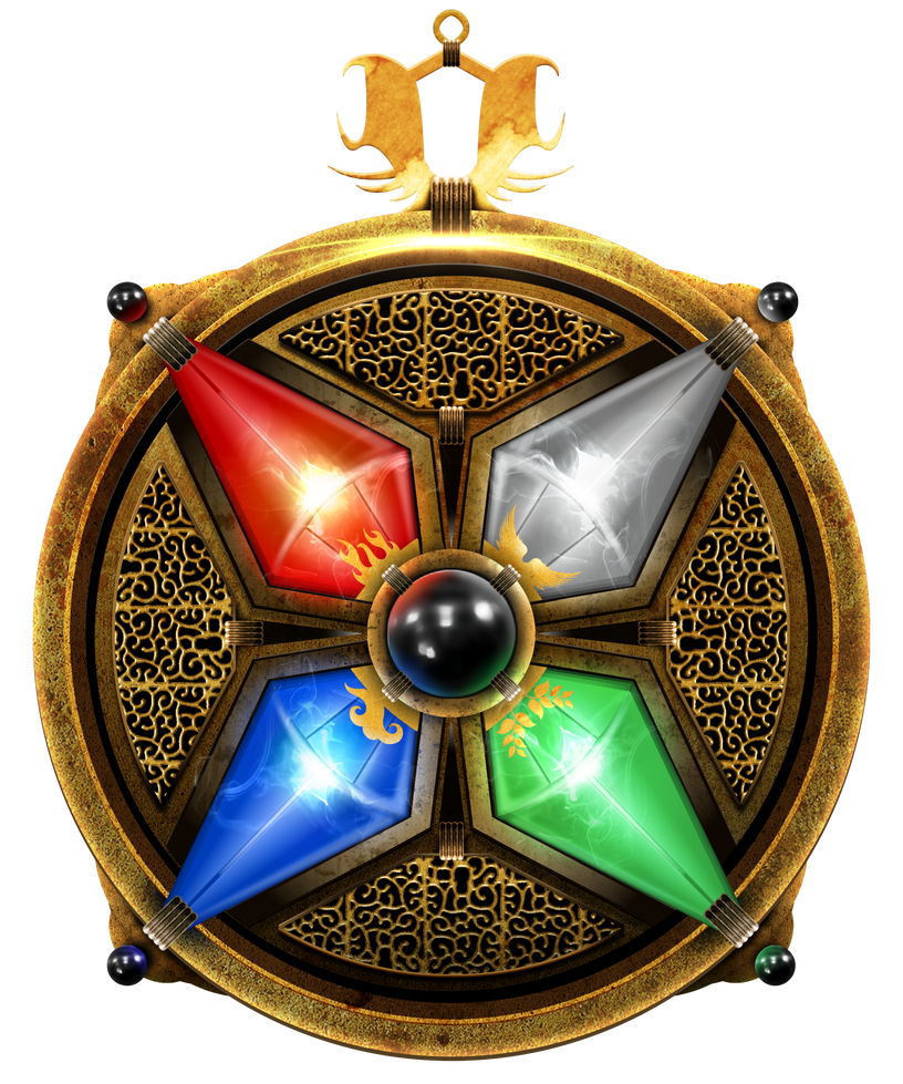 how to create a magic amulet