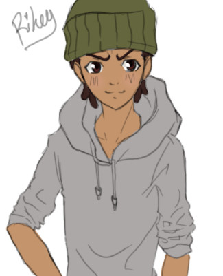 boondocks riley by lillyfan123