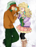 Its Not That Cold by Lillyfan123