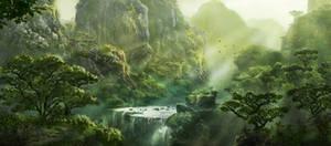 Jungle by Walter-Vermeij