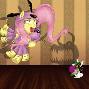 Cosplay Crossover: Fluttershy