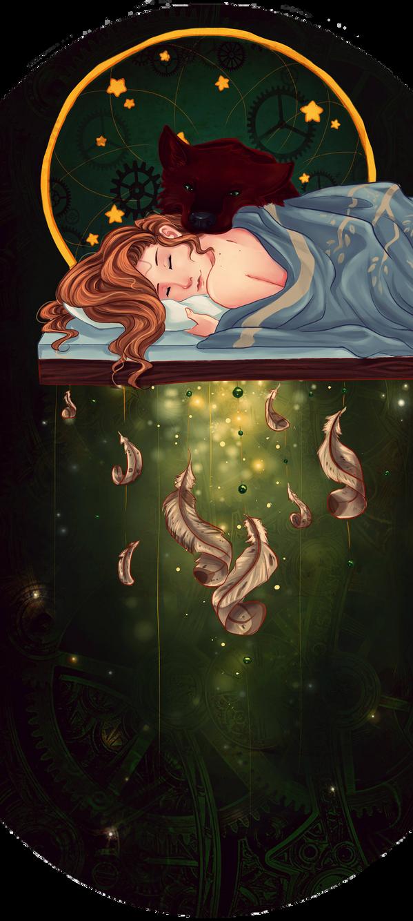 Furry Dreamcatcher by AmarokMugi