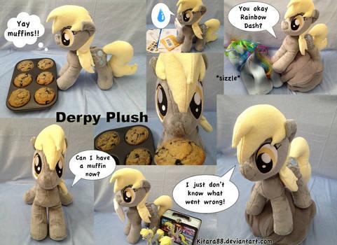 Derpy Plush