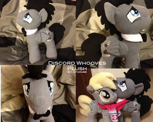 Discord Whooves Plush