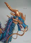 Asian Draco Seiryu by Ikhramet