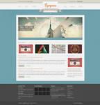 Tigerpress - Vintage Wordpress