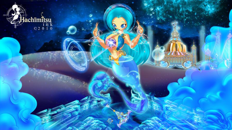 Space Djinn Cadet - Crystal by Sunrise-oasis