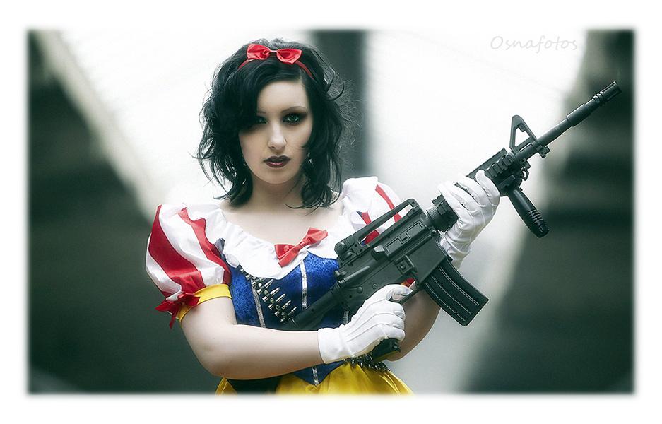Fairy with ... guns VI