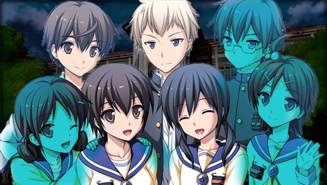 Corpse Party Blood Drive - Heavenly Host by Mid-Air-Backstab