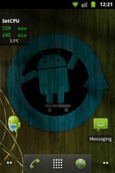 Unofficial CyanogenMod7 Home