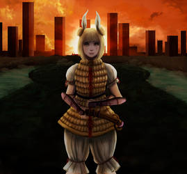 Guardian of the Hell Kofun
