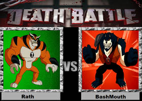 Death Battle 74 (Rath vs Bash Mouth) by Negaboss2000