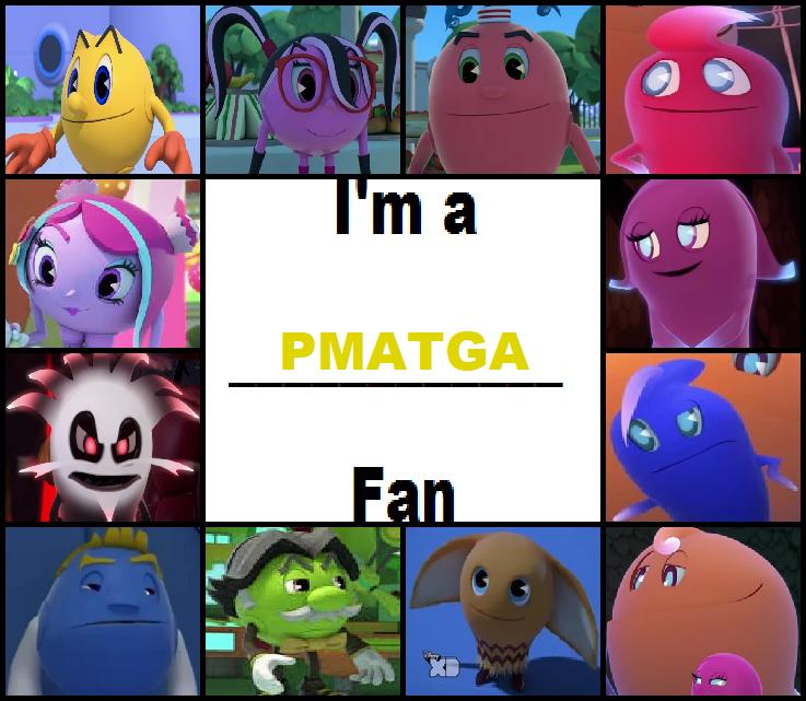 I'm a fan of PMATGA