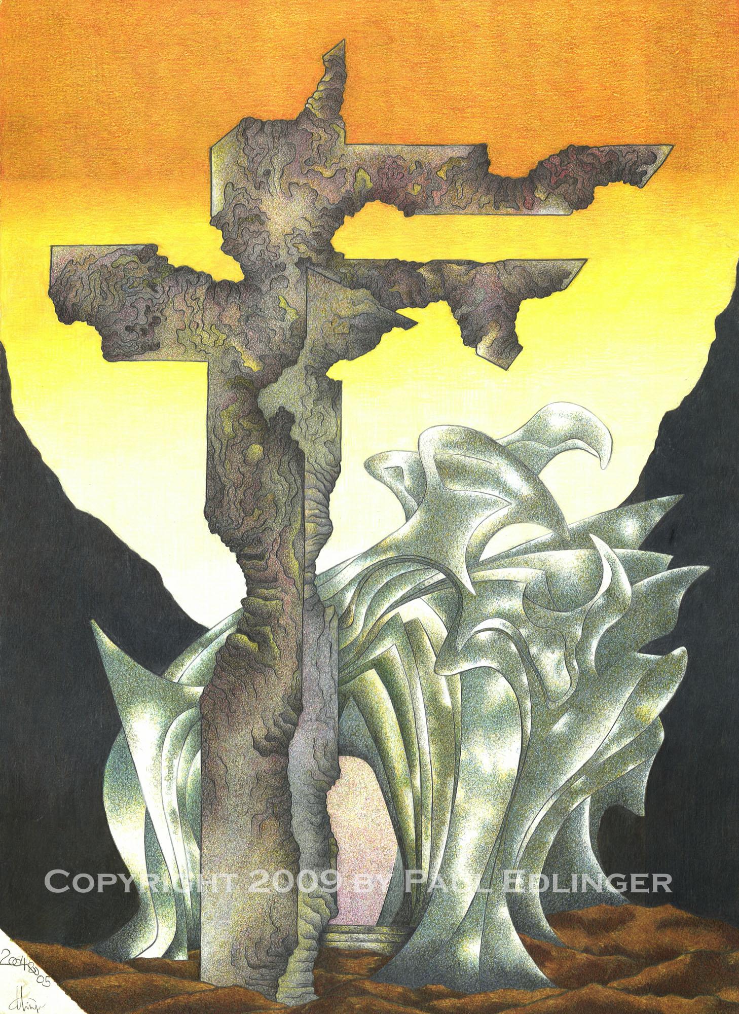 Fantasy Dimensional Gateway by FantasyPaul