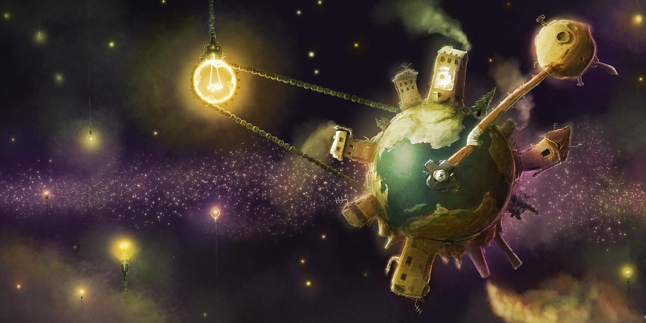 Gravity by timbayo