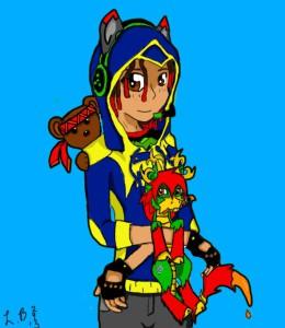 LupineGamer's Profile Picture