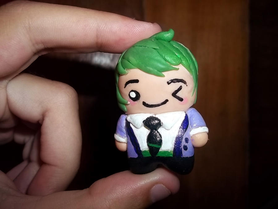 kireji clay chibi by kireji00