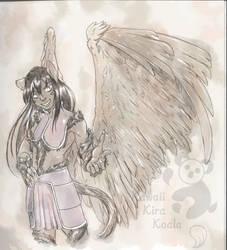Suiran (Redraw kind of?) by KawaiiKiraKoala